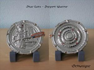 Stargate Serpent Warrior