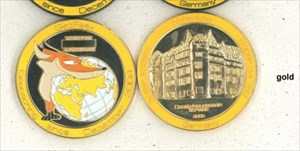 GeoFaex Coin Gold