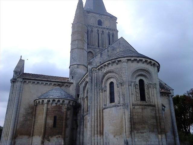 aulnay église