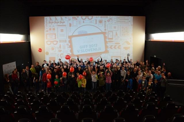GIFF Ljubljana Best film award