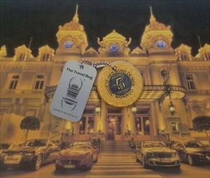 "Casino chip ""Monte Carlo"" Travel Bug"