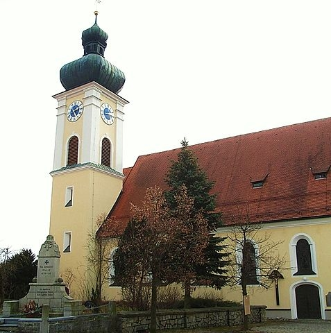 Pfarrkirche St. Peter und Paul in March