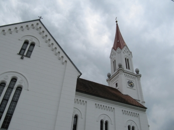 Evangelische Kirche Wallern