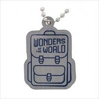 Wonders of the World Geocoin Tag