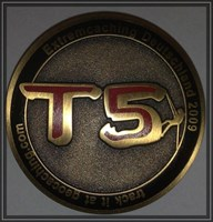 T5 Coin Front
