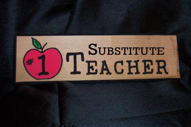 Substitute Teacher (Unknown Cache) In British Columbia, Canada Created By