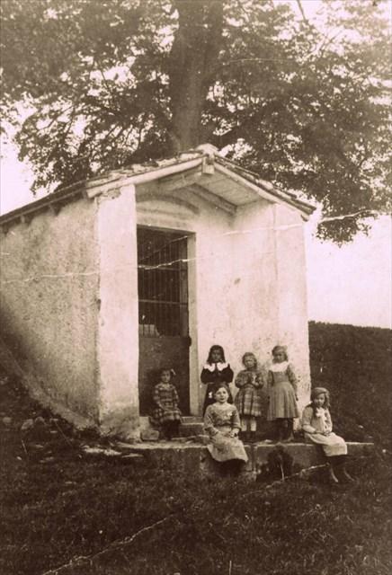La petite chapelle N-D de la Pitié