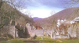 vista de la fábrica / olaren ikuspegia