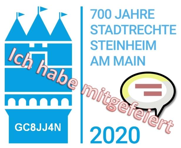 700 Jahre Stadtrechte Steinheim - Banner