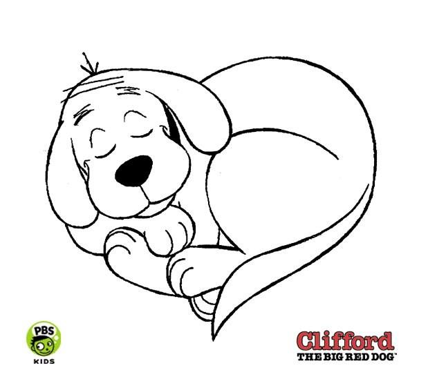 tb6d3  travel bug dog tag - clifford
