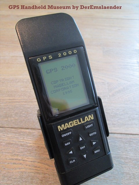 Magellan gps 2000 manual