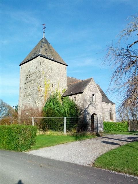 Chapelle Sainte Brigide