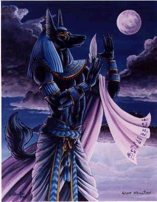 anpu aka anubis the egyptian essay