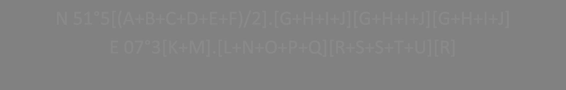 Final Berechnung
