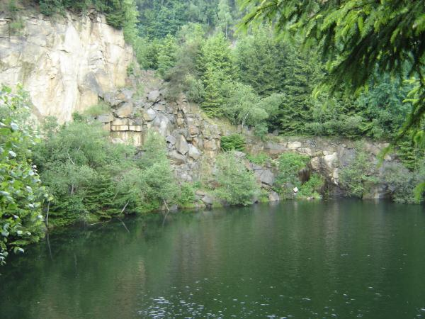 Granite quarry Gloxwald