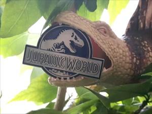 Jurassic World TB-RACE