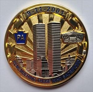 9-11-2001 - Remembering