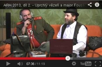 Videozpravodajství 6.4.2013 - klikem spustit