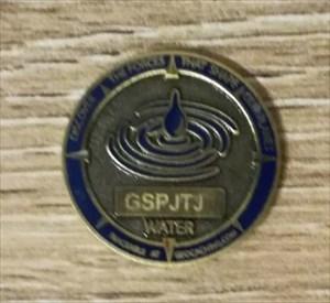 Launik's Water Coin