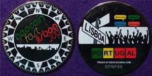 Geocoinfest Lisboa 2012