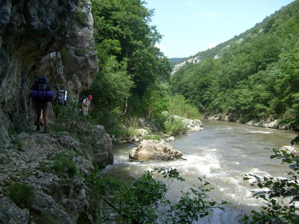 Amazing Romania: CHEILE NEREI - Beușnița National Park   Cheile Nerei