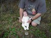 lil seeker joins me on this find, her first cache!