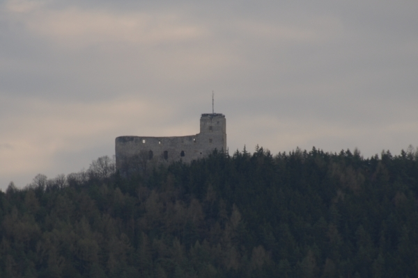 Foto Radyne ze severu / Radyne from the north