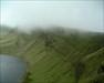 Clouds Descending over Bannau Sir Gaer