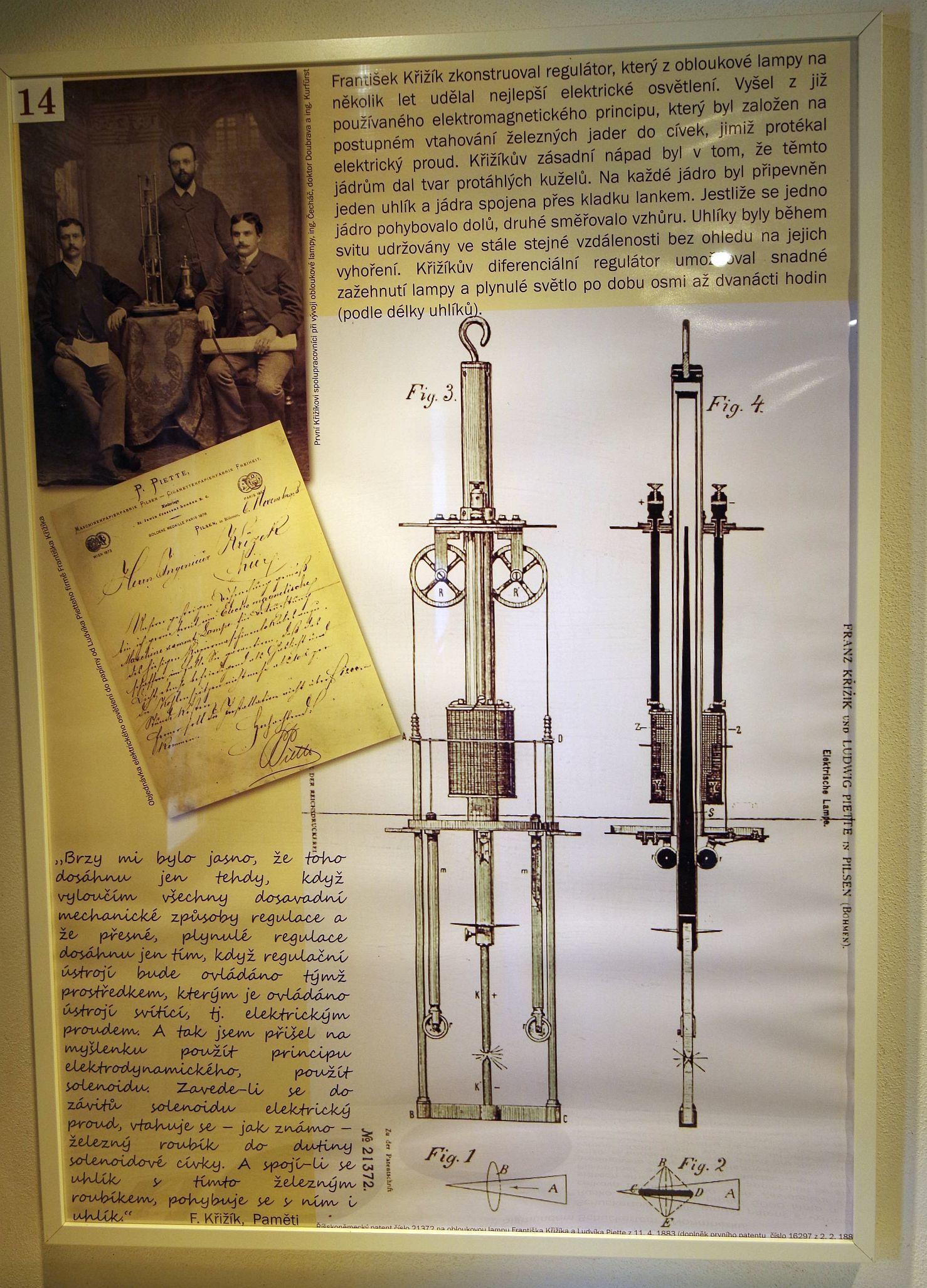 Plzeňská lampa
