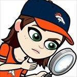 Broncos Fan 4 Life
