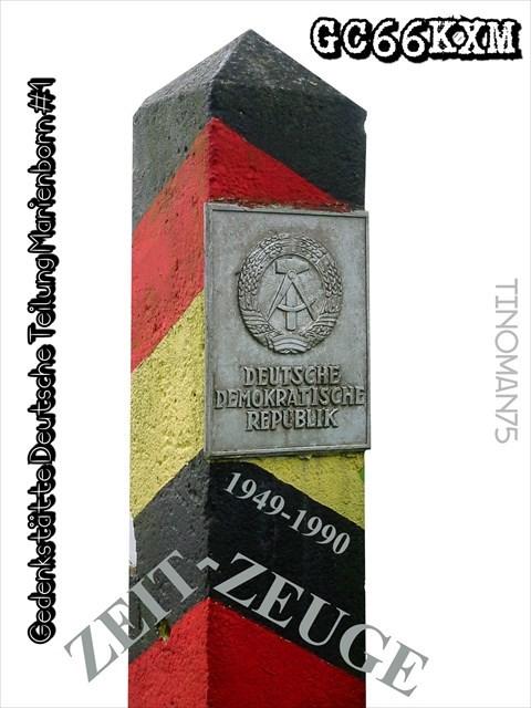 Gedenkstaette deutsche Teilung Marienborn
