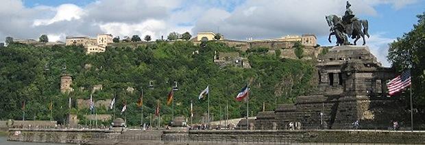 Bild Festung und Eck