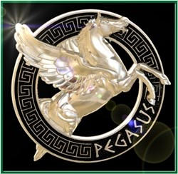 Pegasus5 black nickel