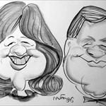 Sue and Bernie