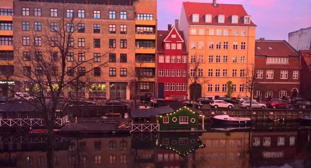Caféen i Christianshavns Kanal
