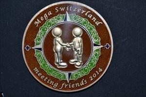 MEGA Switzerland – meeting friends 2014