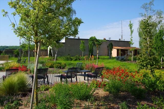 Les jardins du Prieuré
