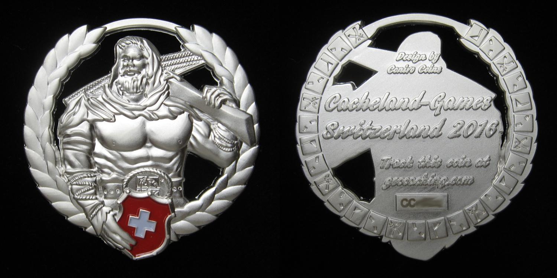 Helfer-Medaille