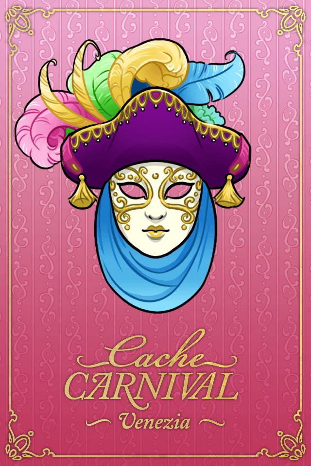 Cache Carnival: Venezia