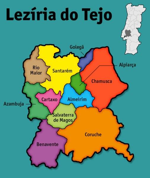 moita do ribatejo mapa GC1FFM0 Lusitani: Lezíria do Tejo (Traditional Cache) in Santarém  moita do ribatejo mapa