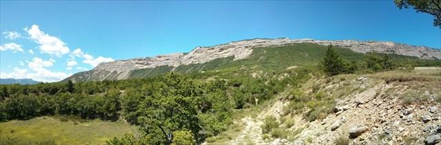 La montagne de Saint-Genis