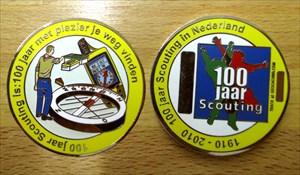 100 jaar Scouting in Nederland