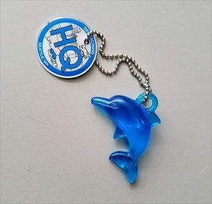 Blue Dolphin Trackable