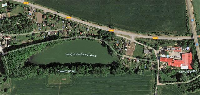 Nový studenevský rybník