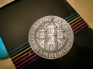 Hamburg Coin vom 25. Juli 2013