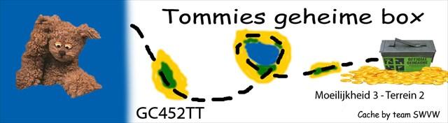 Tommies geheimen Box - GC452TT