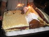 Torte vor dem großen Nachtischhunger