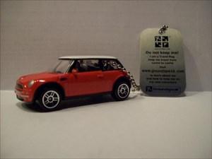Original red MINI Cooper