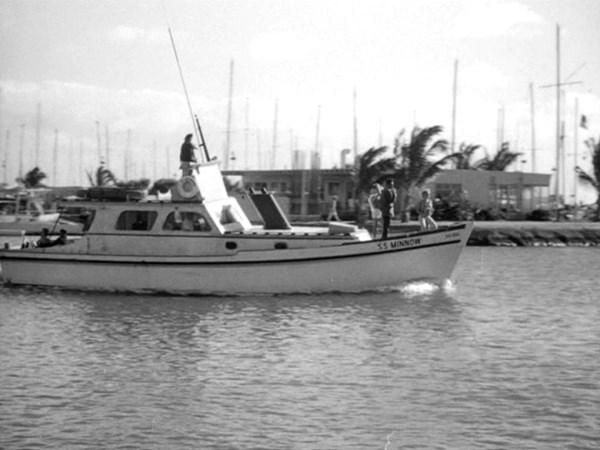 Name Of Ship On Gilligan S Island