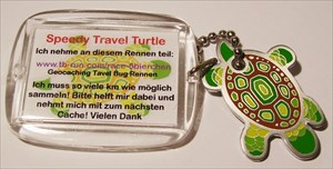 Speedy Travel Turtle